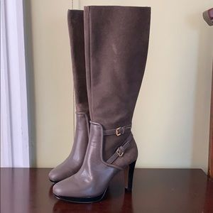 NWOT. Nine West tall boots